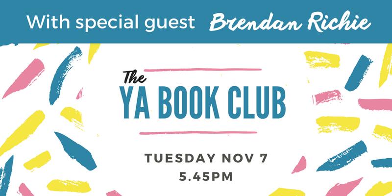 Dymocks Joondalup YA Book Club
